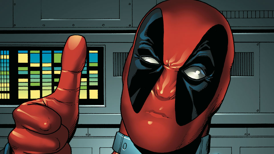 Animated Deadpool Series Coming Soon To FX