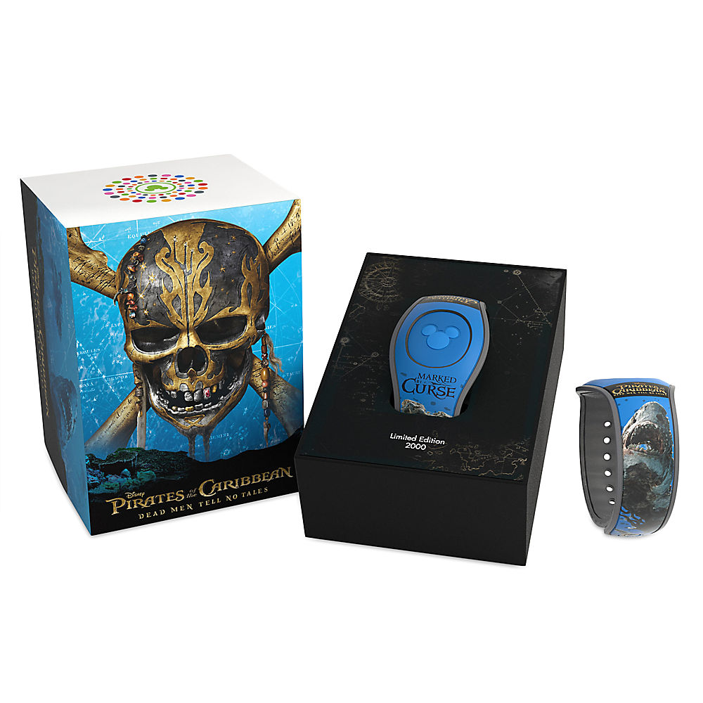 Disney Doppelgangers Pirates Edition: Two New Pirates Of The Caribbean MagicBands Released