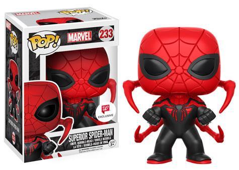 Iron Spider-Man & Taskmaster Dorbz, Superior Spider-Man Pop Coming Soon To Walgreens