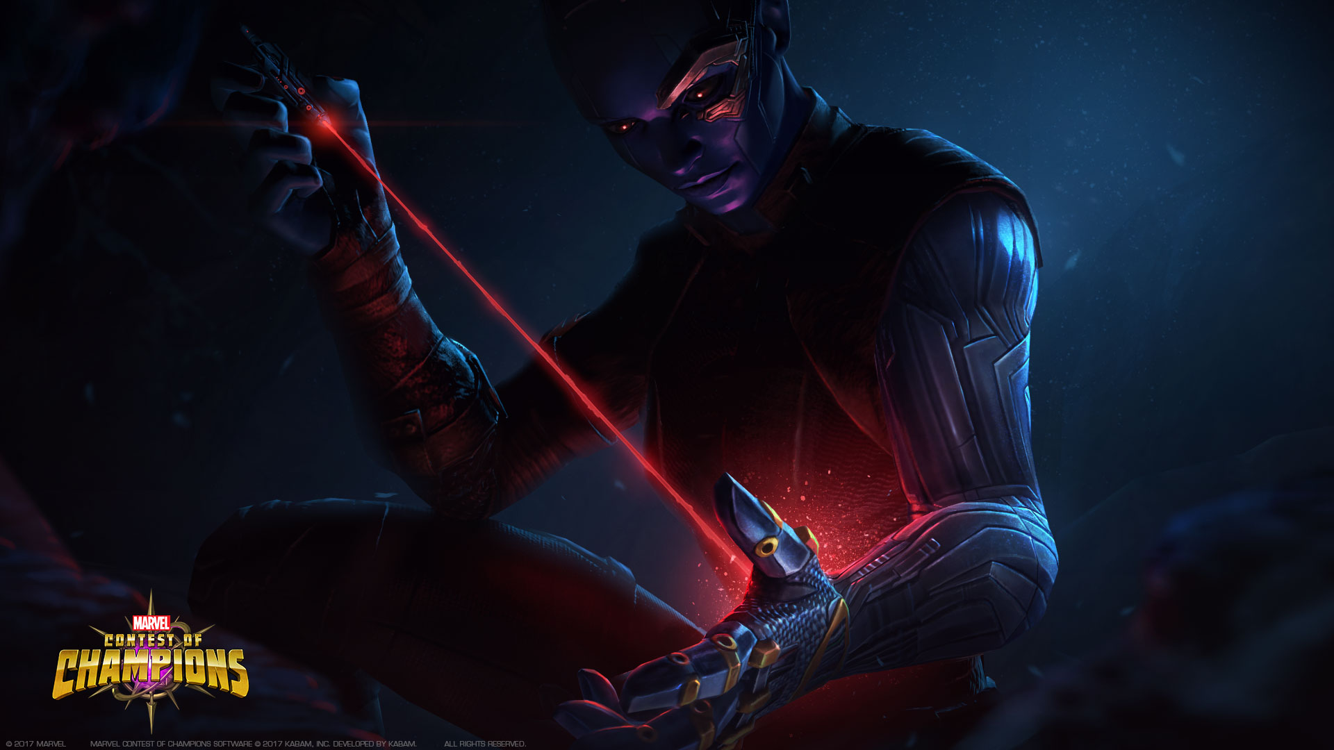 Guardians of the Galaxy's Nebula Joins MARVEL Contest of Champions
