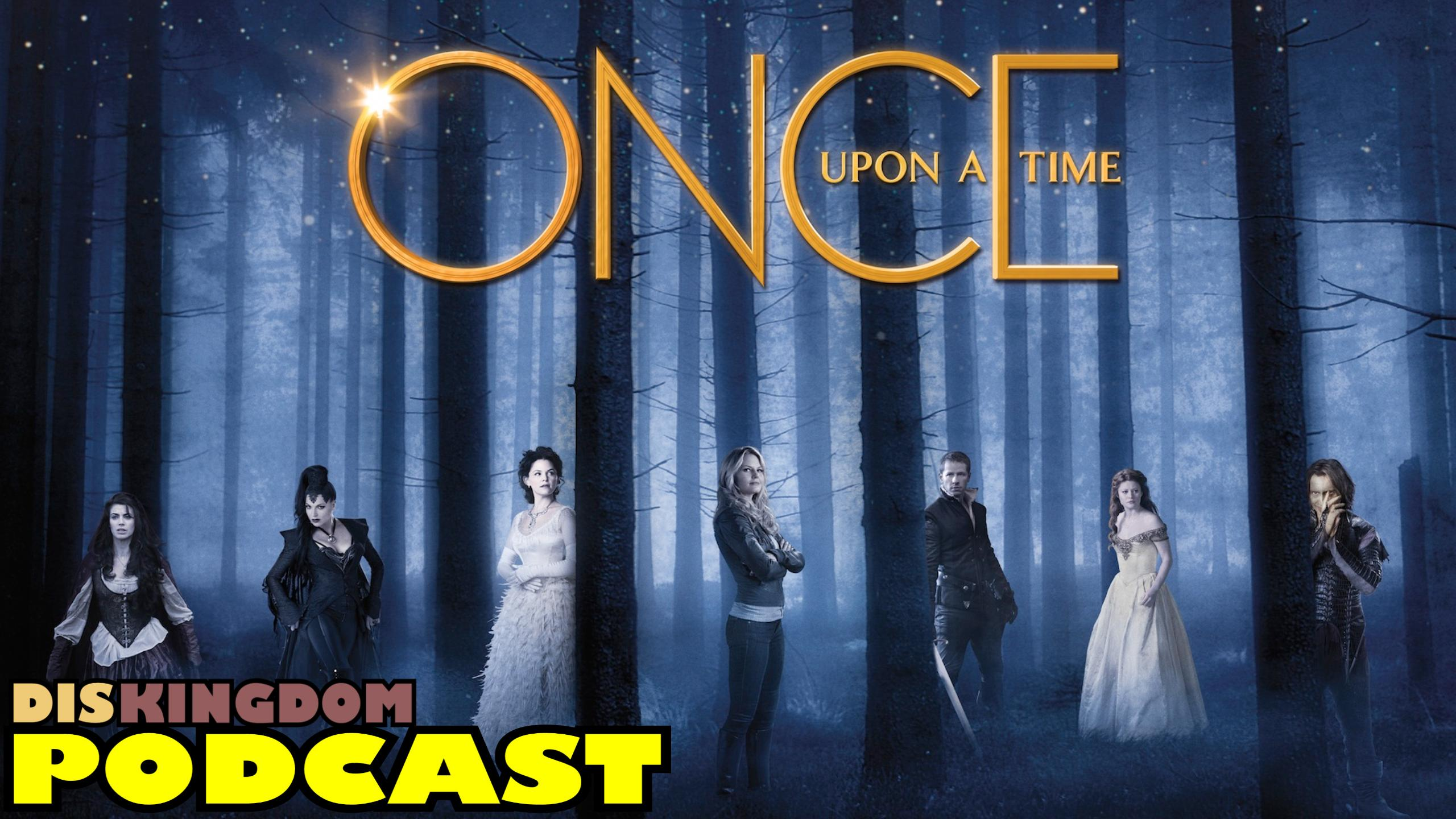 Most Of The Cast Are Leaving Once Upon A Time   DisKingdom Podcast