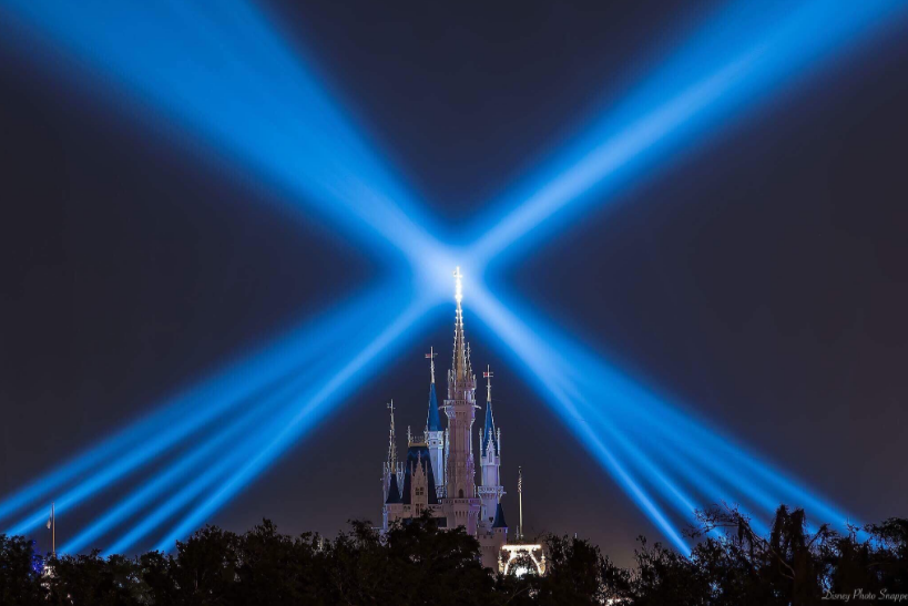 """Disney Testing Fireworks for """"Happily Ever After"""""""