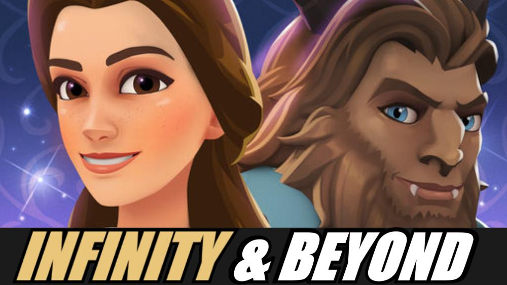 Beauty & The Beast Perfect Match Coming Soon | Infinity & Beyond Podcast