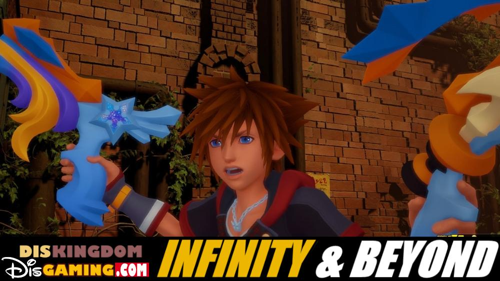 Kingdom Hearts 3 & New Marvel IP Game To Come Out After 2018 | Infinity & Beyond Podcast