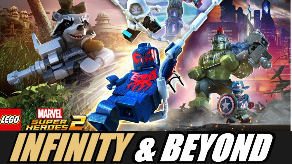 LEGO Marvel Superheroes 2 Announcement Thoughts | Infinity & Beyond ...