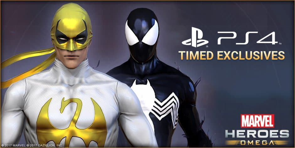 Xbox One Marvel Heroes Omega Founder's Packs Announced