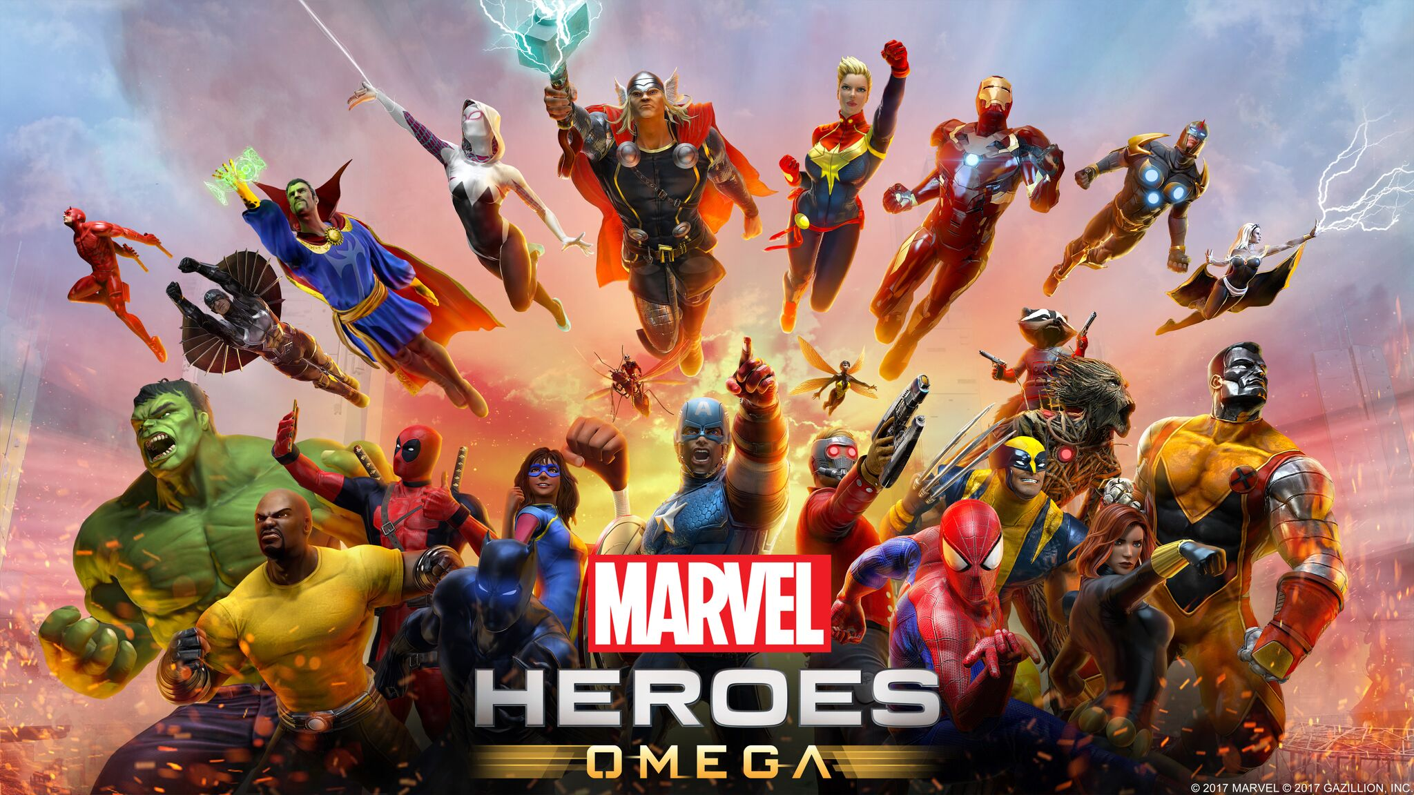 Marvel Heroes Omega Xbox One Launch Set For June 30th