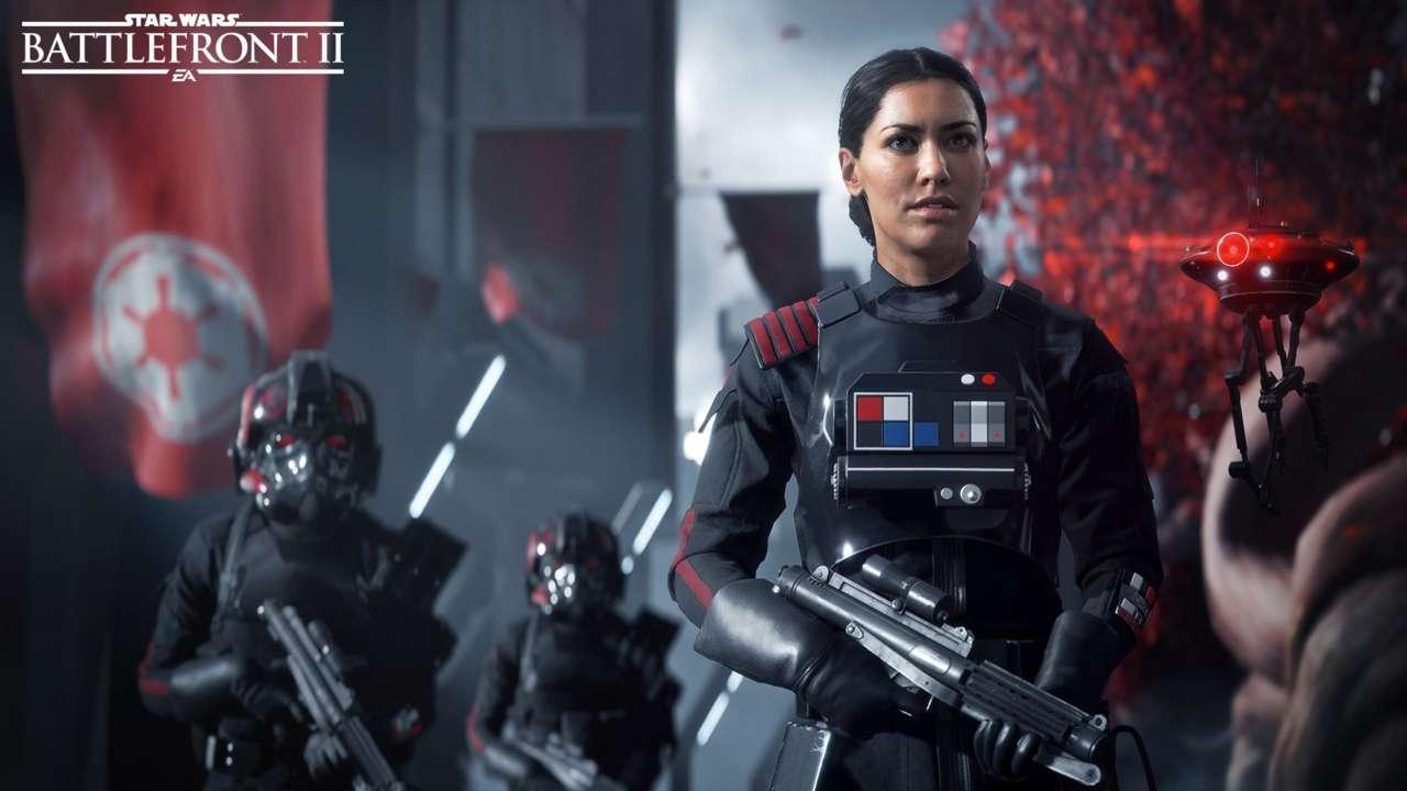 Star Wars Battlefront 2 Gameplay Trailer Released
