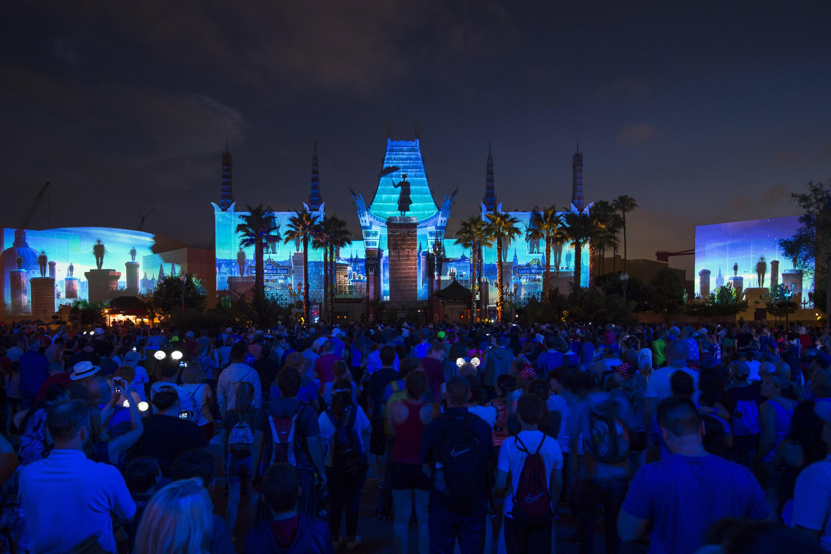 New Nighttime Entertainment at Disney's Hollywood Studios Celebrates Decades of Film