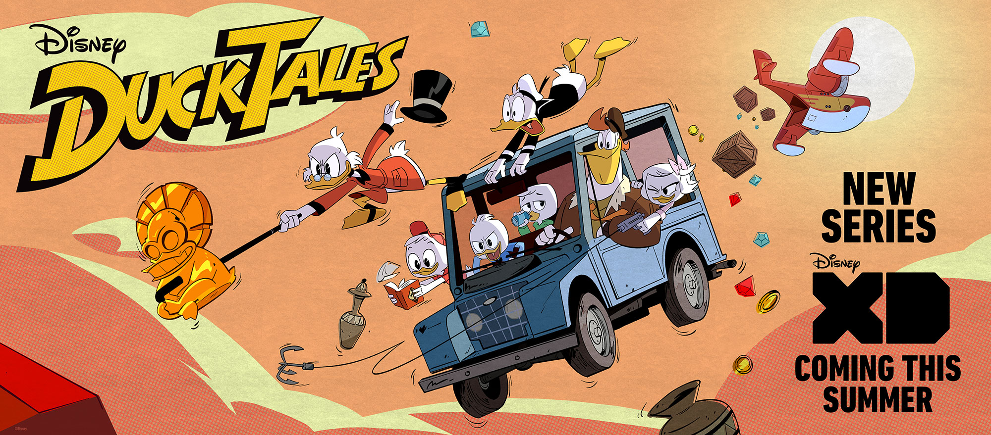 Aflac Announced As New 'DuckTales' Animated Series Sponsor