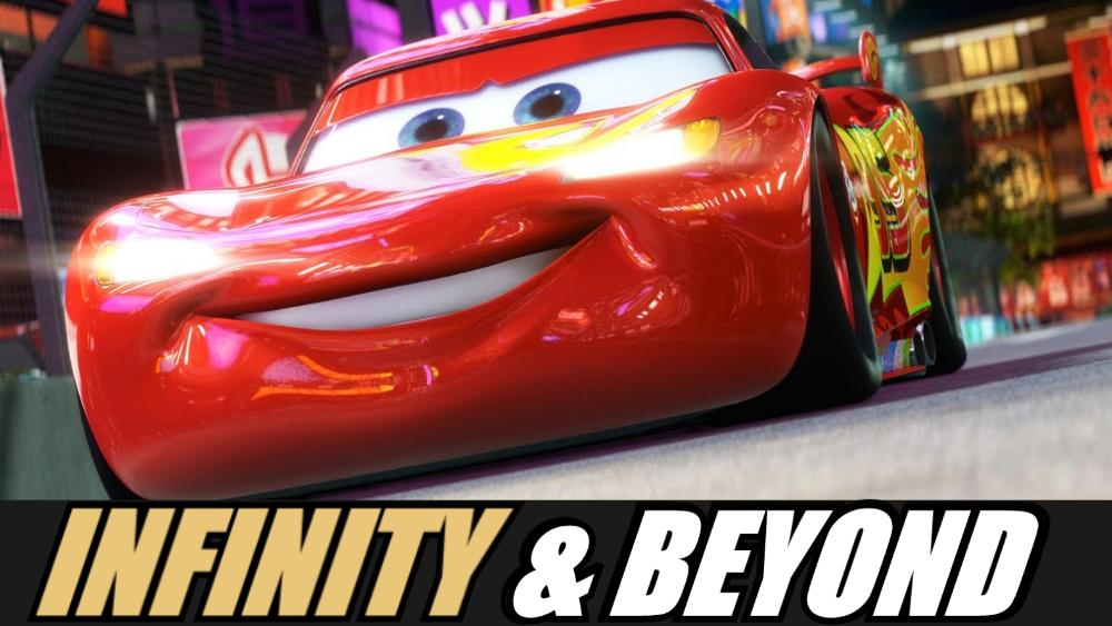 f719e808 Looking Back At The Disney Pixar Cars Video Game History | Infinity ...