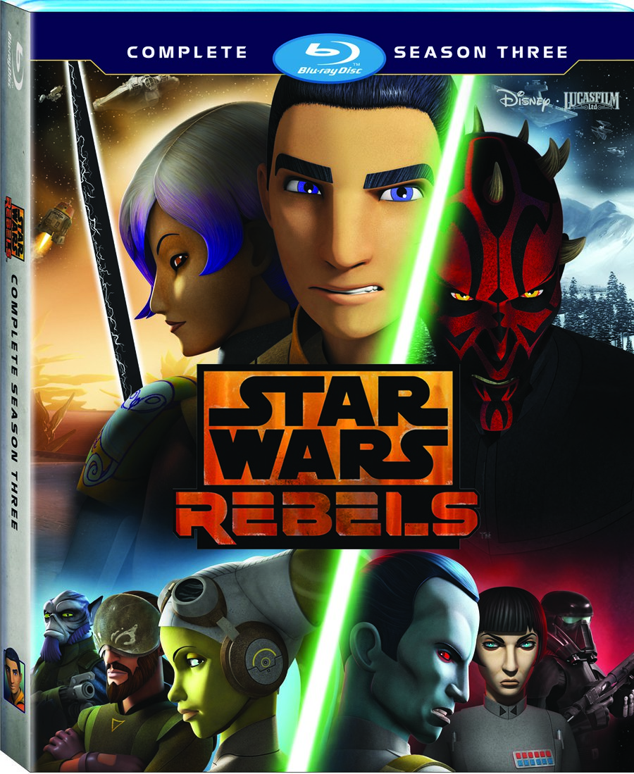 Star Wars: Rebelianci / Star Wars Rebels (2016 - 2017) Sezon 3 PLDUB.1080p.WEB-DL.AC3.2.0.H264-Ralf / Polski Dubbing