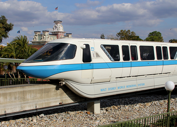 Monorail Incident at Disney World