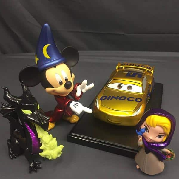 Review: Jada Toys' D23 Expo Exclusives