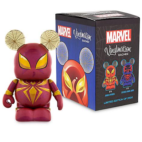 Iron Suit Spider-Man Eachez Vinylmation Released