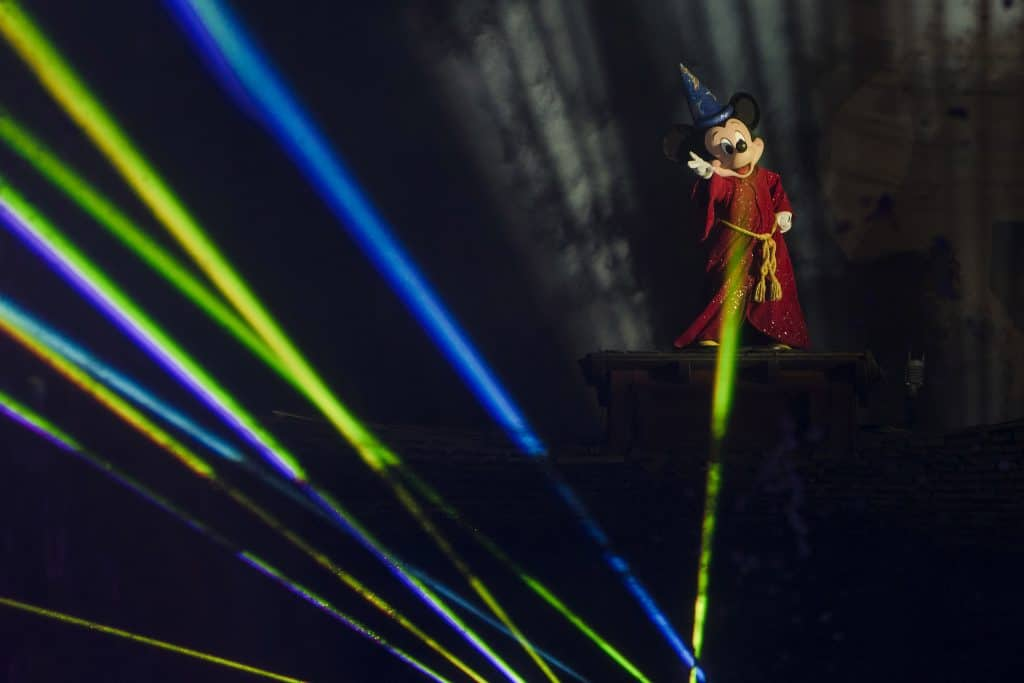 Nighttime Spectacular 'Fantasmic!' Returns to Disneyland Park