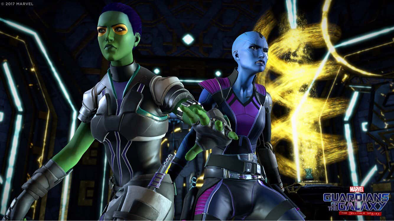 Guardians Of The Galaxy: Telltale Game Episode 3 Release Date Announced