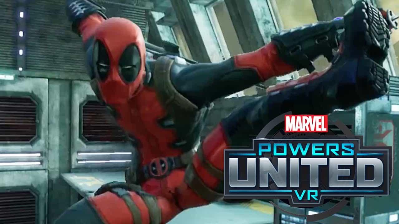Deadpool Announced For Marvel Powers Unite VR