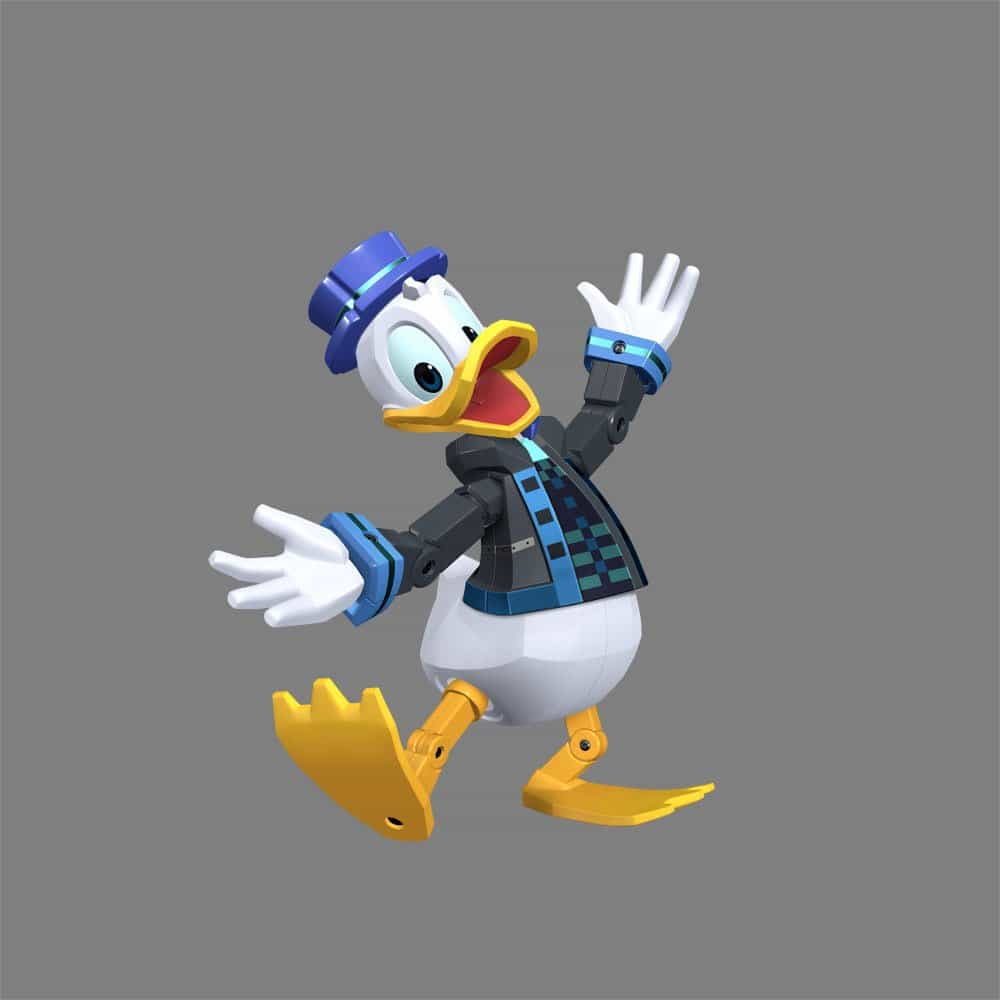 Kingdom Hearts 3 Toy Story Bring Arts Figures Coming Soon