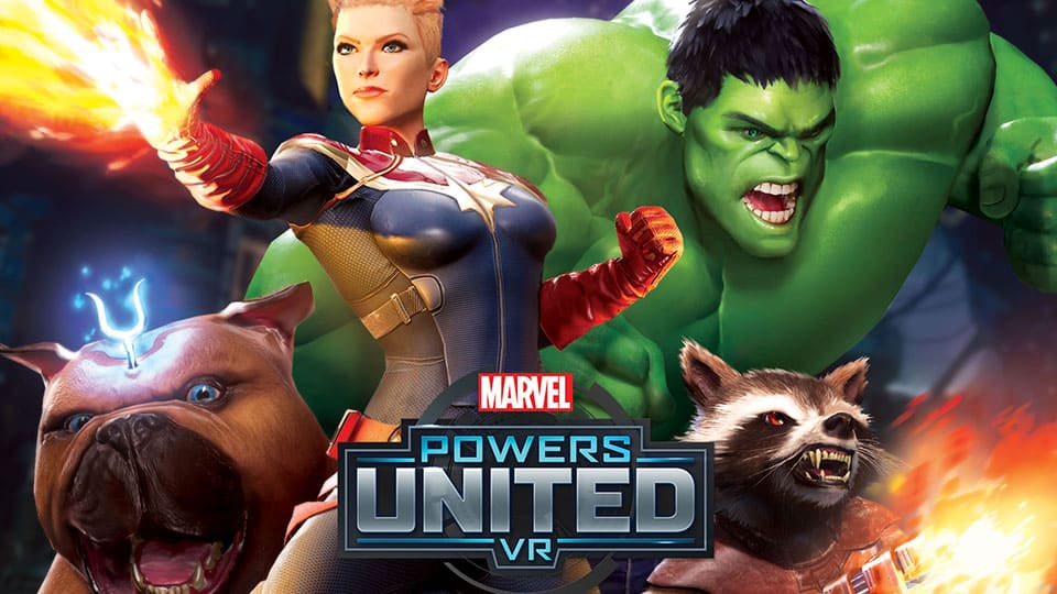 Marvel Powers United VR Announced For The Oculus Rift