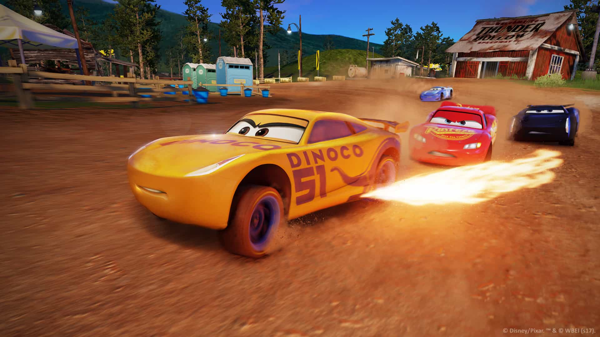 Cars 3 Driven To Win Out Now In The Uk Diskingdom Com Disney Marvel Star Wars Merchandise News