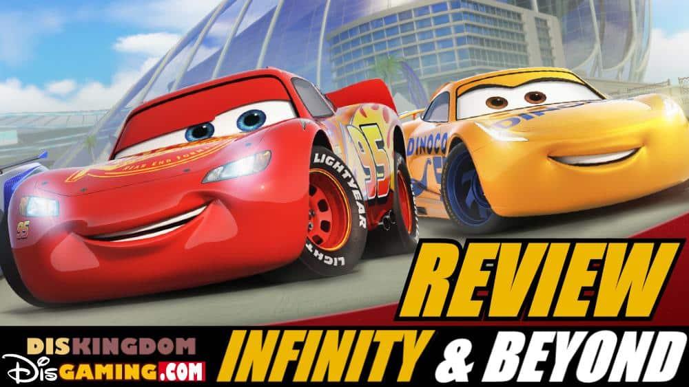 Cars 3 Driven To Win Review Podcast Diskingdom Com Disney
