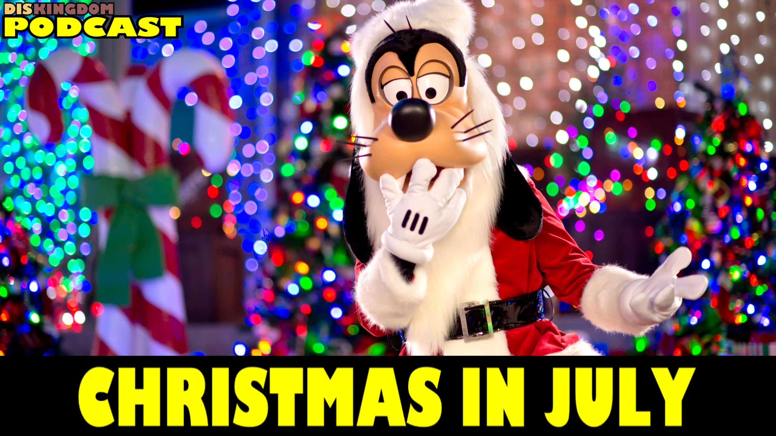 Christmas In July Disney World.Christmas In July Comes To Disney Springs In Walt Disney
