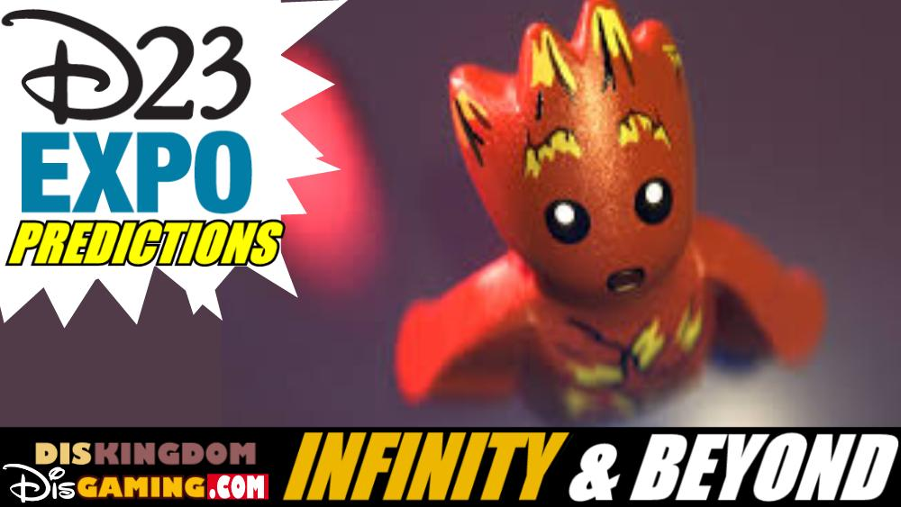 Our Marvel Games D23 Expo Predictions | Infinity & Beyond Podcast