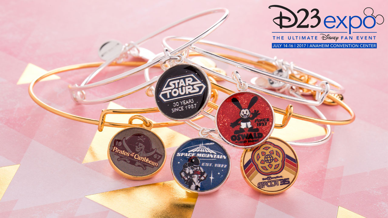 New Jewelry & Bags Coming To The D23 Expo