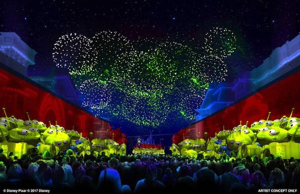 Introducing Pixar Pier and Pixar Fest to DCA and Disneyland