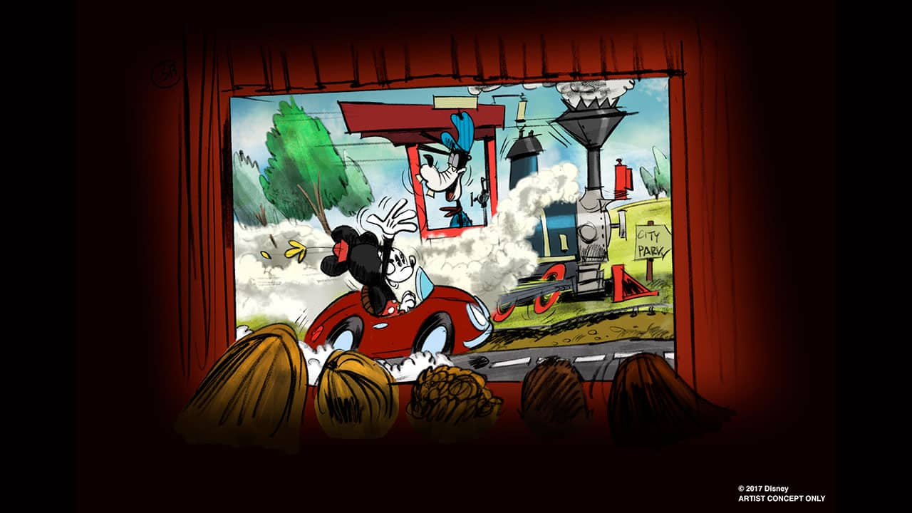 First Ever Mickey Mouse Attraction Coming to Disney World