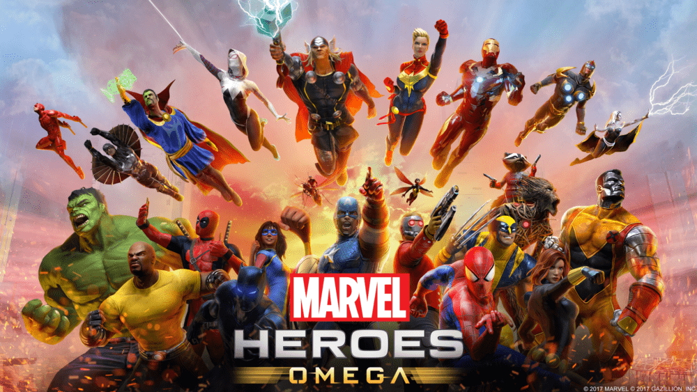 PC Omega Patch Delayed For Marvel Heroes