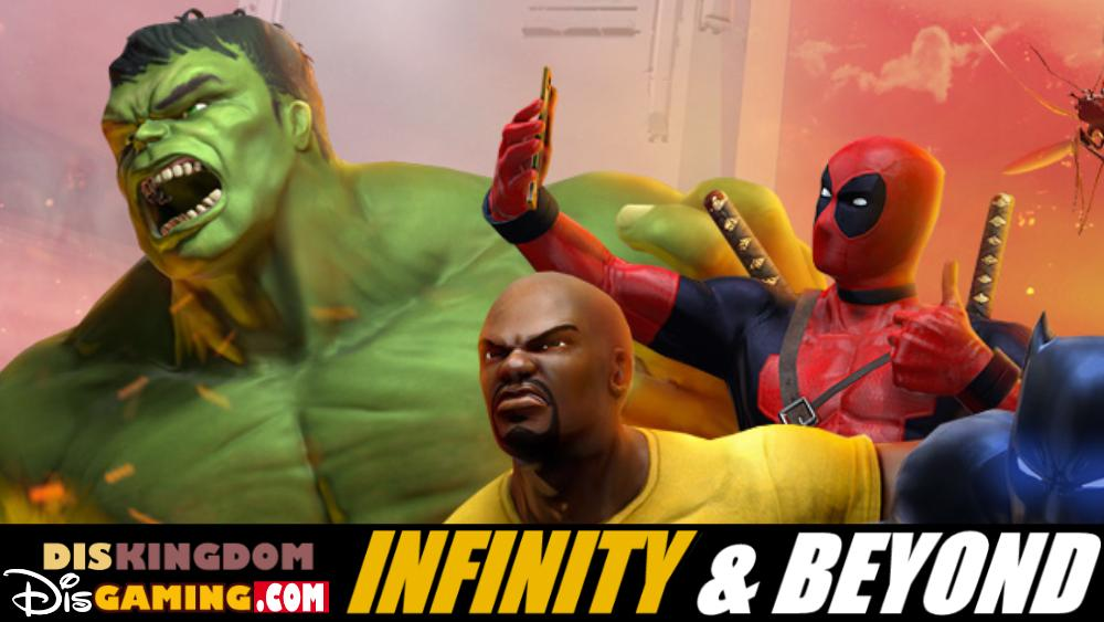 What Have We Been Playing This Week? | Infinity & Beyond Podcast