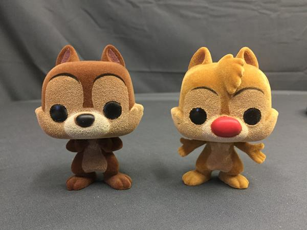 Pop! Review: Flocked Chip & Dale (FYE Summer Convention Exclusive)