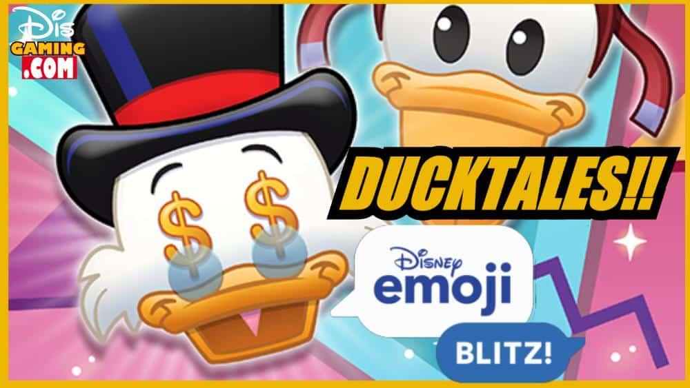 Disney Emoji Blitz Ducktales Event Thoughts