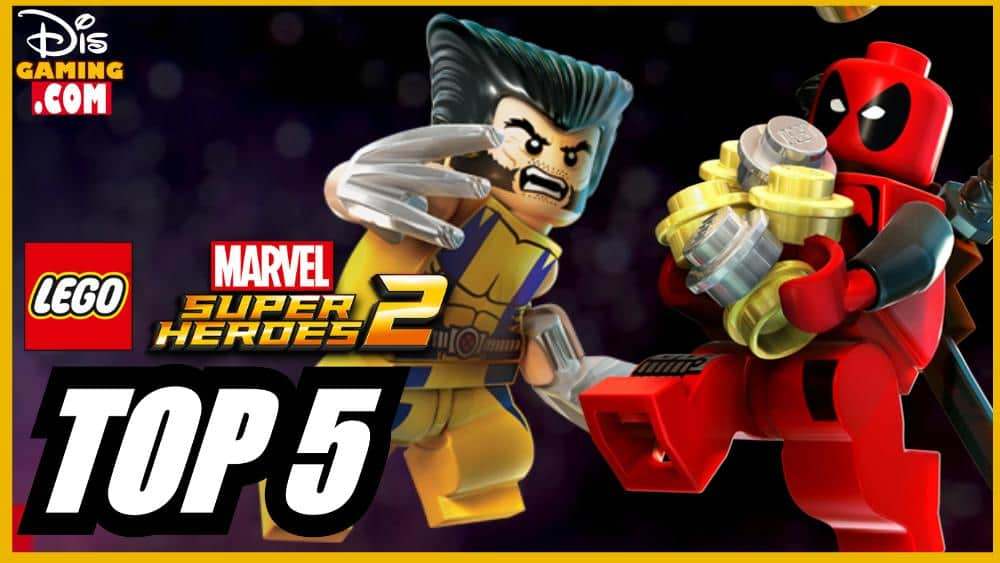 Our Top 10 Most Wanted LEGO Marvel Super Heroes 2 Characters