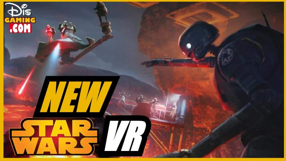 Star Wars: Secret Of The Empire VR Experience Coming Soon   Podcast
