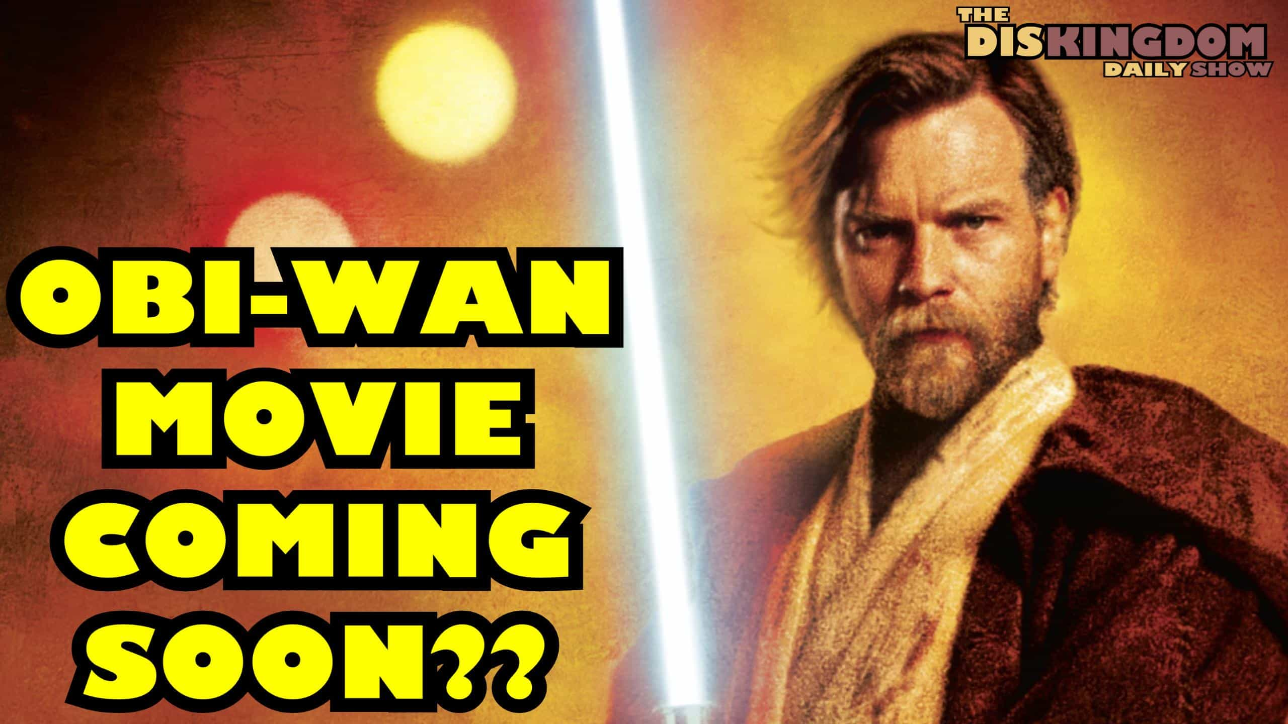 Star Wars Obi-Wan Kenobi Solo Movie Coming Soon