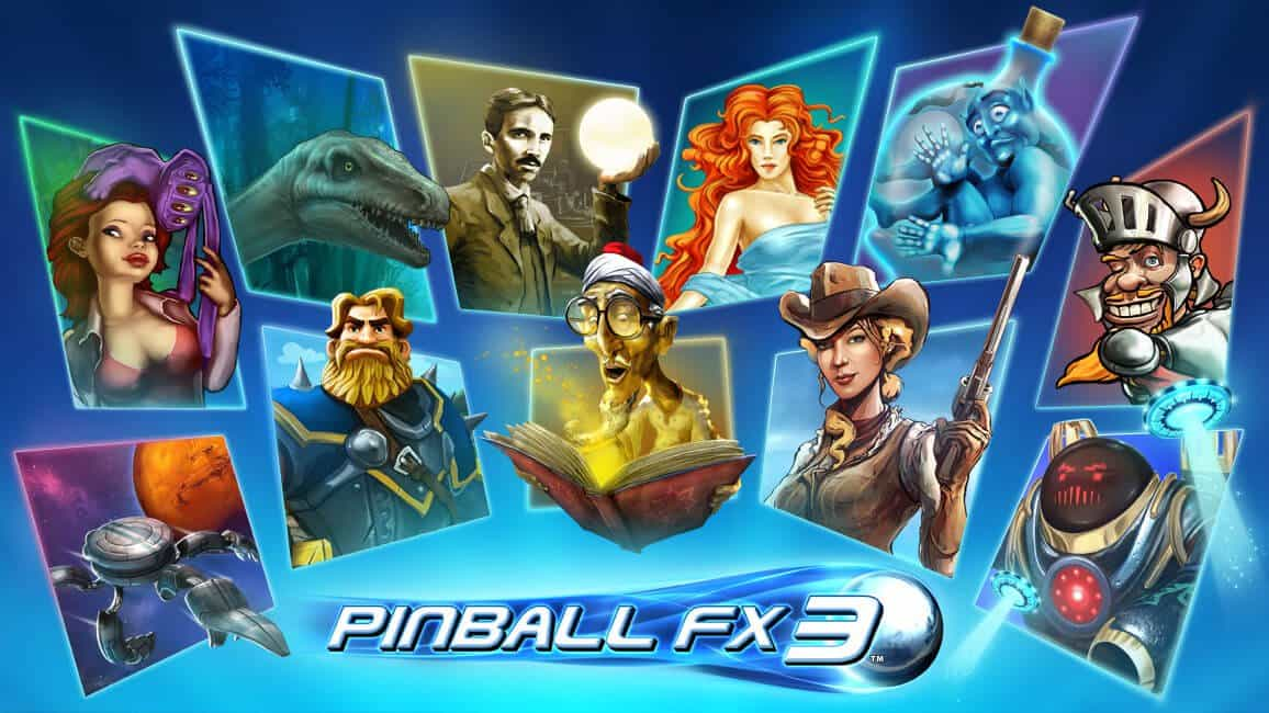 Pinball FX 3 Release Date Announced