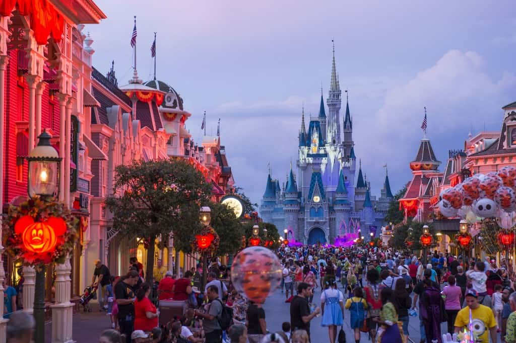 Night of Joy & Mickey's Not-So-Scary Halloween Party Have Been Cancelled Due To Hurricane Irma