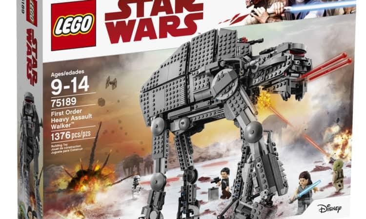 Lego Star Wars The Last Jedi Sets Released Diskingdom