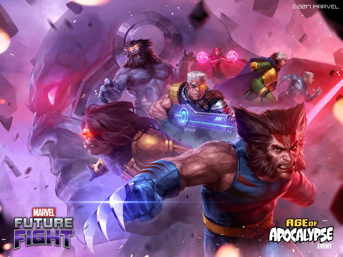 Age Of Apocalypse Event Comes To Marvel Future Fight