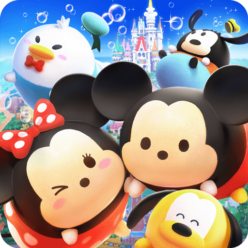 Disney Tsum Tsum Land Game Coming Soon To Japan