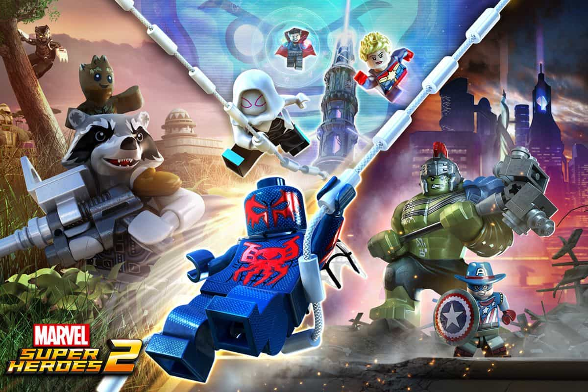 New LEGO Marvel Super Heroes 2 Characters Revealed During SDCC Panel