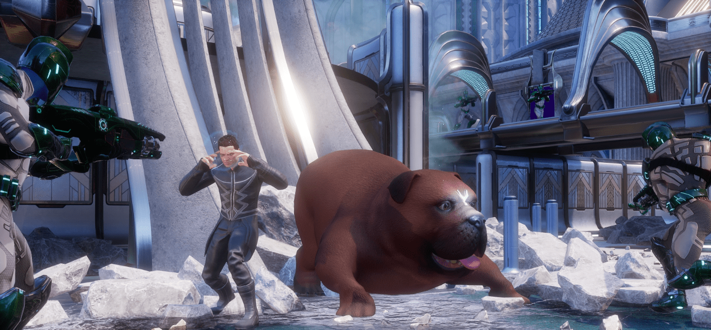 Inhumans Content & Events Coming To Marvel Games