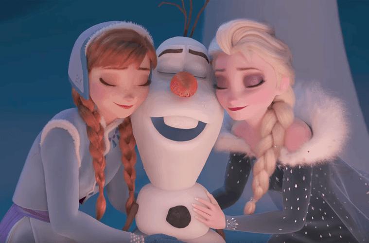 Olaf's Frozen Adventure Pop Vinyl Coming Soon