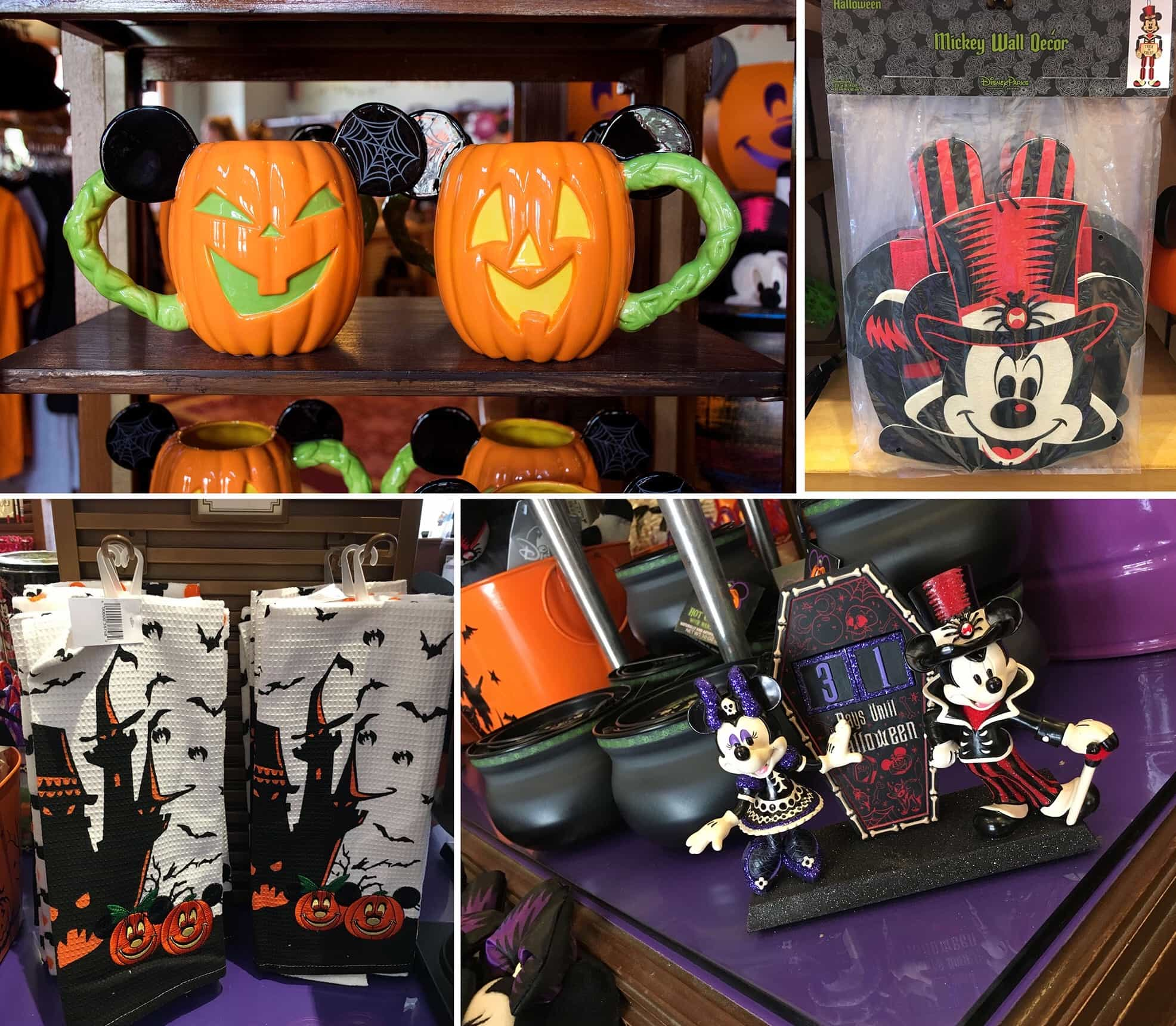 new disney halloween merchandise previews | | diskingdom