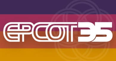 Epcot 35th Anniversary Features Exclusive Merchandise, Special Fireworks Finale & More