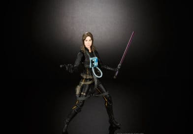 Jaina Solo Black Series Action Figure Coming Soon