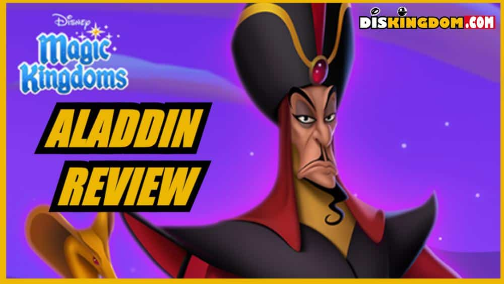 Disney Magic Kingdoms Aladdin Event Review
